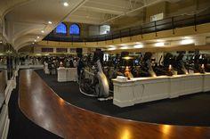 Executive Equipment Room on the floor level.