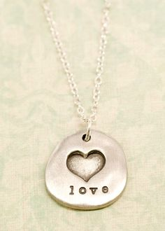 Marked By Love Necklace