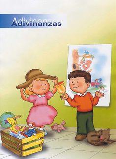Mi Escuela Divertida: Adivinanzas Infantiles