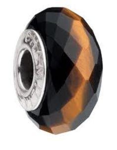 Chamilia Tiger's Eye Golden Brown Bead XA-1        45% OFF #Chamilia