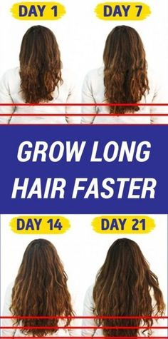 Grow Super Shiny Long Hair With This Amazing Hair Mask – Hair Growing Long Hair Faster, Longer Hair Faster, How To Grow Your Hair Faster, Grow Long Hair, Make Hair Longer, Coconut Oil Hair Mask, Natural Hair Styles, Long Hair Styles, Fast Hairstyles