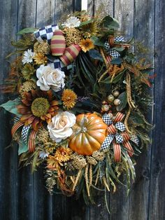 Fall Autumn Pumpkin Sunflower Earth Tones by PetalsNPicks on Etsy, $229.00 (as of 9/18/13, 1 available!)