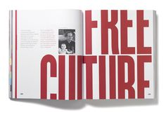 Futu Magazine designed by Studio8