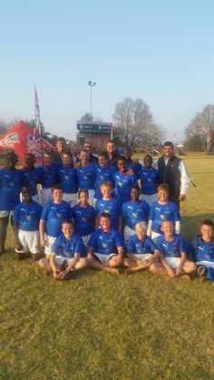 Forever Resorts would like to congratulate the Limpopo Blue Bulls Provincial Team who conquered Free State in the Vryheid Tournament Free State, Resorts, Blue, Vacation Places