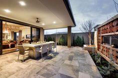 Alfresco design and outdoor entertaining design