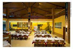 Projeto Luminotécnico do Restaurante Estância Gourmet - Prêmio ABILUX 2009. #Alalux #Luz #BomGosto #Economia #Iluminação #ProjetosPremiados #Bares #Restaurantes #DanielaTurchetti #EstânciaGourmet #Abilux2009