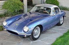 1962 Lotus Elite Super 95.