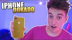 CONSIGO EL PRIMER IPHONE CROMADO DE ORO!! PERSONALIZA TU IPHONE POR 5€ [bytarifa]