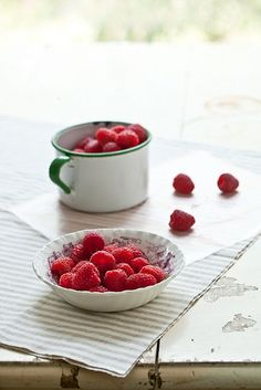 ~ raspberries~