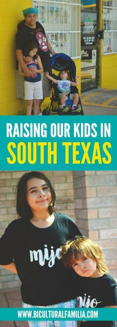 """Connecting our Kids to South Texas Culture Even when we were in Michigan and South Dakota, we were thinking about Texas. It was hubby's dream. Ever since he left South Texas in 7th grade, he's dreamed of going back. Something that he wanted even more once we had kids. """"I want them to know who their daddy is and where our culture comes from."""""""