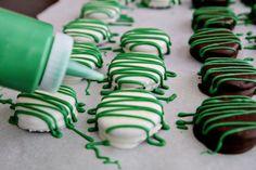 St. Patricks Day Snack Ideas