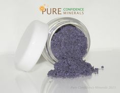 Pure Confidence Minerals - Majestic Mineral Eye Shadow, $8.50 (http://www.pureconfidenceminerals.com/majestic-mineral-eye-shadow/)