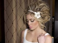 I want my hair down for my future wedding but this might make me change my mind!!