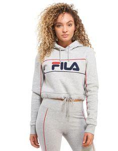 Fila Pipe Logo Crop Hoodie - Shop online for Fila Pipe Logo Crop Hoodie with JD Sports, the UK's leading sports fashion retailer. Fila Outfit, Streetwear, Sport Fashion, Womens Fashion, Tracksuit Tops, Cool Outfits, Fashion Outfits, Korean Fashion Trends, Sport Wear