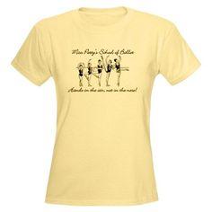 Miss Patty's School of Ballet t-shirt