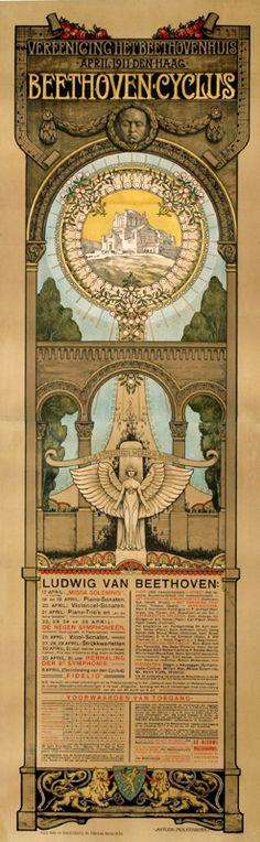 Molkenboer, Antonius  Beethoven Cyclus - Beethoven House Society, 1911