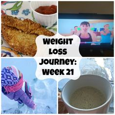 First Time Mom and Losing It: Weight Loss Journey: Week 21