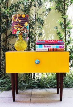 As novidades da Casa de Criação e Black Friday Home Crafts, Diy Home Decor, Diy And Crafts, Repurposed Furniture, Painted Furniture, Furniture Makeover, Diy Furniture, Deco Originale, Diy Projects