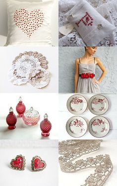 Romantic red by Andrea on Etsy--Pinned with TreasuryPin.com