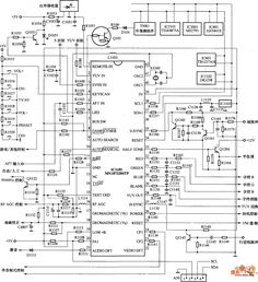 Haier TV circuit board diagrams, schematics, PDF service