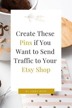 If you don't know the best pins to post for your Etsy shop, read through this comprehensive list of pins that work for all Etsy sellers and help to send massive traffic to their shops Craft Business, Business Tips, Creative Business, Starting An Etsy Business, Etsy Seo, Selling On Pinterest, Tips & Tricks, Pinterest For Business, Business Marketing
