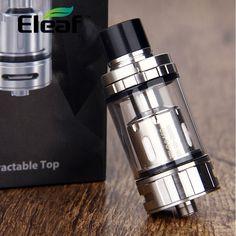Original Eleaf Melo RT Atomizer 4.5ml Diameter 25mm with ERLQ Coil 0.15ohm Kth (60-200W) ERL Coil 0.15ohm Kth (50-150W) #Affiliate