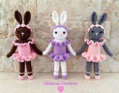 Fantaisie Creations: Ballerina bunny