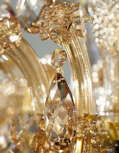Maria Theresa crystal chandeliers ... These ravishing fixtures were inspired by a chandelier made for Maria Theresa in Bohemia in the mid 18th century. However, not only the empress became fond of it; so did many others who fancied the style and the majestic manners -Inviting Home - Google+