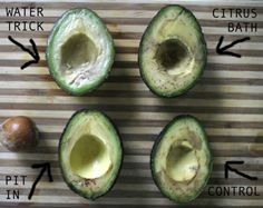 How To Stop Avocado Browning