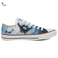 Make Your Shoes Converse Customized Adulte - chaussures coutume (produit artisanal) Architecture Of Density size 34 EU l4BKIR8U