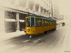 Italy, Milano - Tram
