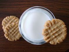 Government peanut butter cookie recipe