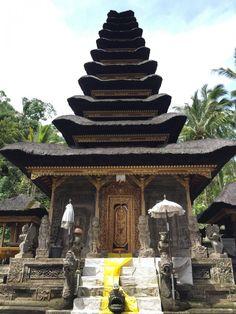 Pura Kehen Temple - 11 meru