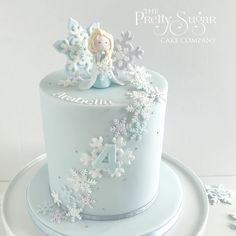 We are a cake company based in Ripponden, West Yorkshire who specialise in bespoke wedding and celebration cakes. Wedding Cake Designs, Wedding Cakes, Luxury Cake, Sugar Cake, Dream Cake, Frozen Party, Elsa Frozen, Home Wedding, Celebration Cakes