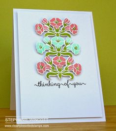 Stamping & Sharing: June Release Teaser Time Day 2