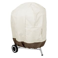 Kettle Grill Cover Small Outdoor Vertical Grill Smoker BBQ Protection New