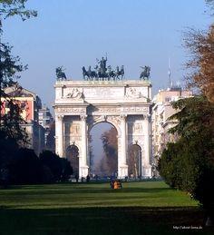 Arco della Pace Mailand