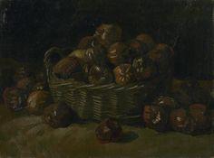 Basket of Apples Nuenen, September 1885 Vincent van Gogh (1853 - 1890) oil on canvas, 45.0 cm x 60.4 cm Van Gogh Museum, Amsterdam (Vincent van Gogh Foundation)