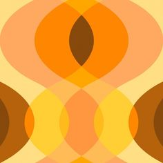 Retro Pattern Cyclic - Pictures - Photowall