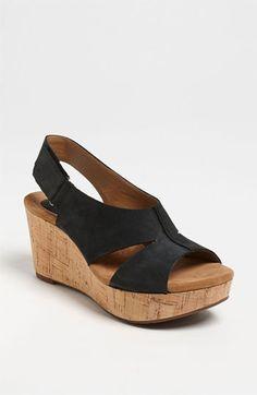 Clarks® England Cassylynn Lizzie Sandal | Nordstrom. Also in the running.