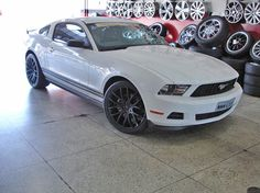 Mustang gt and rims
