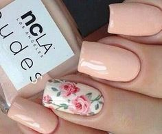 #cutenails #flowers