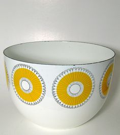 Kaj Franck for Finel, Finland - matches my mushroom bowl