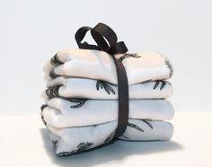 Baby Wash Cloth Set - Baby Bath Set - Baby Bath Cloth - Rustic Baby Gifts - Facial Cloth - Kidss Wash Cloths - Baby Gift Sets - Baby Boy by BeastiesBabies on Etsy