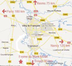 Ferme du Mont Morêt Paris, Map, Farm Gate, Montmartre Paris, Location Map, Paris France, Peta, Maps