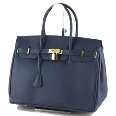 Conti Leather Eleven Handbag from Santarinis