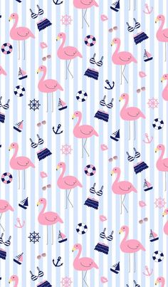 The flamingo pattern about which I'm happily. Fashionable!