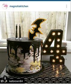 Batman cake                                                                                                                                                                                  More
