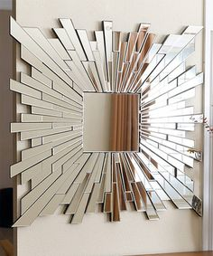 Look what I found on #zulily! Empire Square Wall Mirror #zulilyfinds