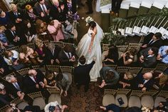 Middleton Lodge Wedding Photography by York Place Studios. View from Above! #middletonlodge #aerialviewofceremony